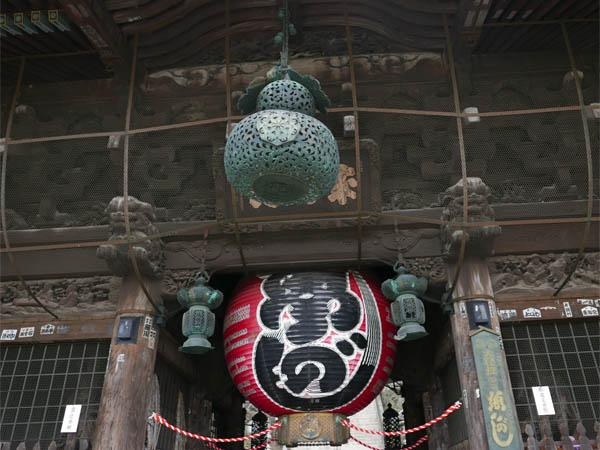 成田山仁王門