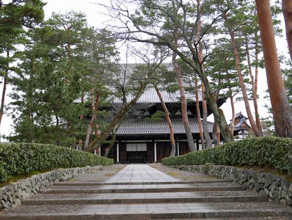 相国寺法堂