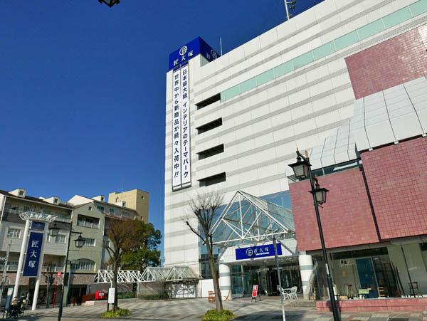 元西武春日部店