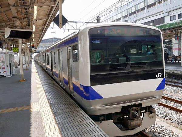 JR水戸線