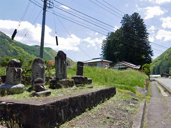 和田宿への道