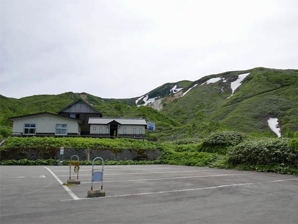 秋田駒8合目
