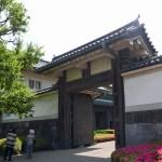 平川門 あの歴史的有名人も利用した