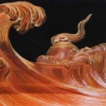 北斎に影響を与えた彫刻師「波の伊八」めぐりと魚食いまくりの旅