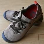 軽くて履きやすいMERRELLの靴