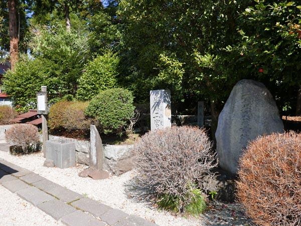 二宮尊徳墓碑