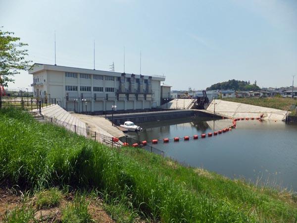 大和田排水機場