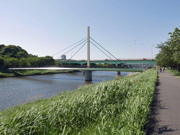 新川サイクリングロード