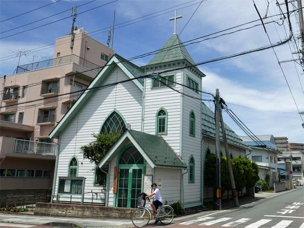 山形六日町教会