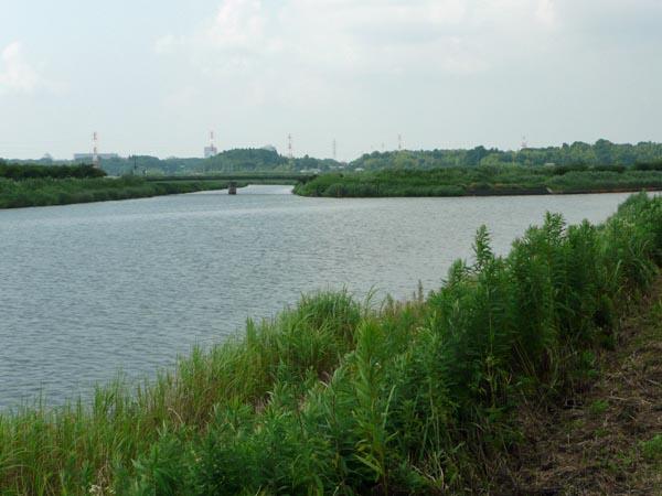 神崎川分岐