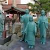 戦国武将 柴田勝家とお市の方の墓所を訪ねる