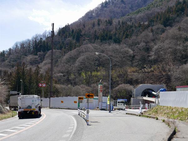 桜沢トンネル
