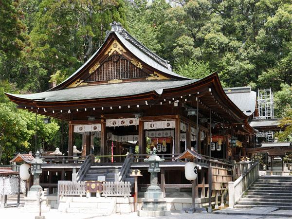 日牟禮神社