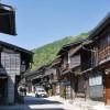 34宿 木曽平沢から奈良井宿
