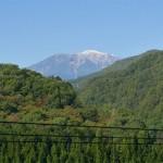 38宿 上松宿 中山道の三大難所「木曽の桟」