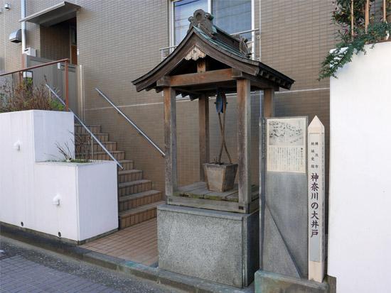 神奈川大井戸