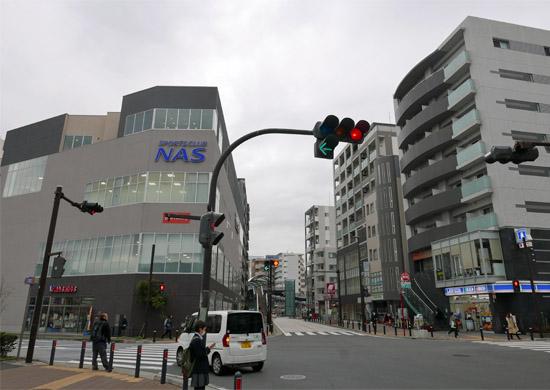 戸塚駅入口