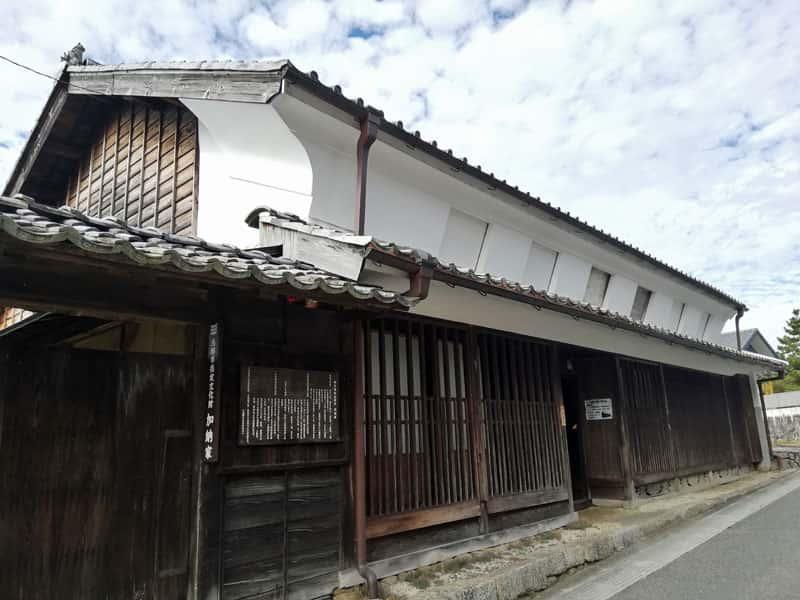 鉄砲鍛冶加納家