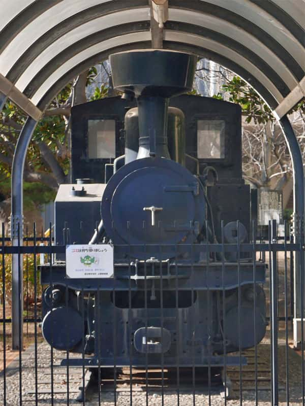 K2形蒸気機関車