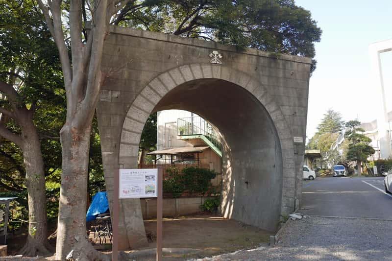 訓練用トンネル